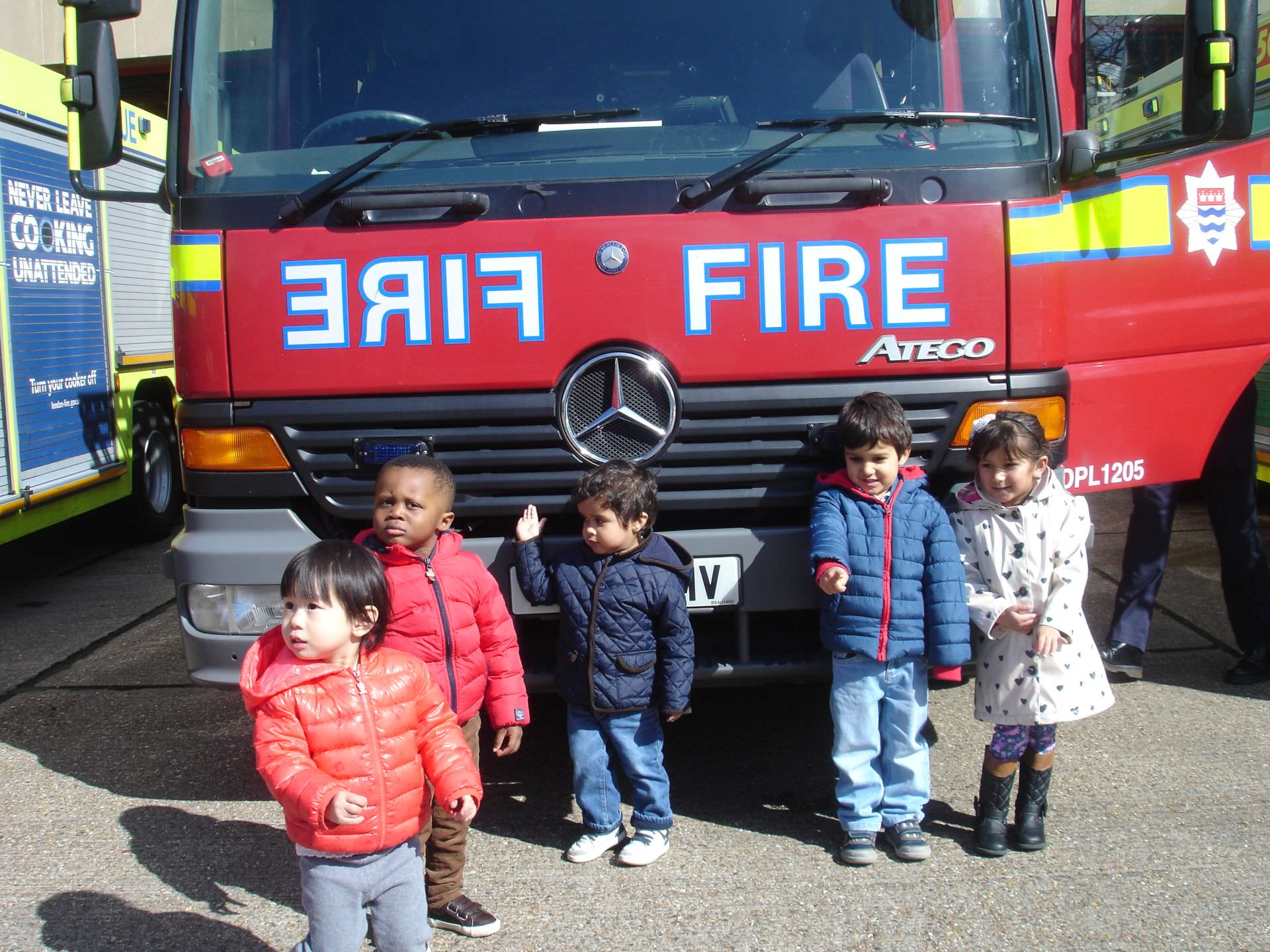fire station image