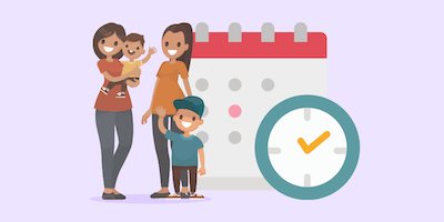 Training Schedule for New Hires at Your Child Care Center