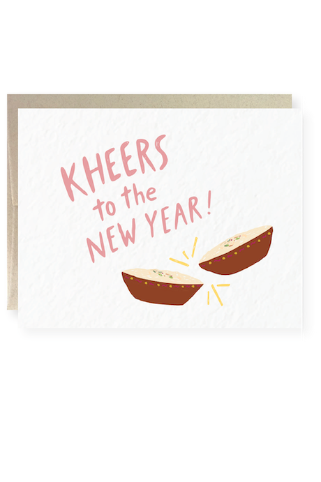 Kheers to the new Year