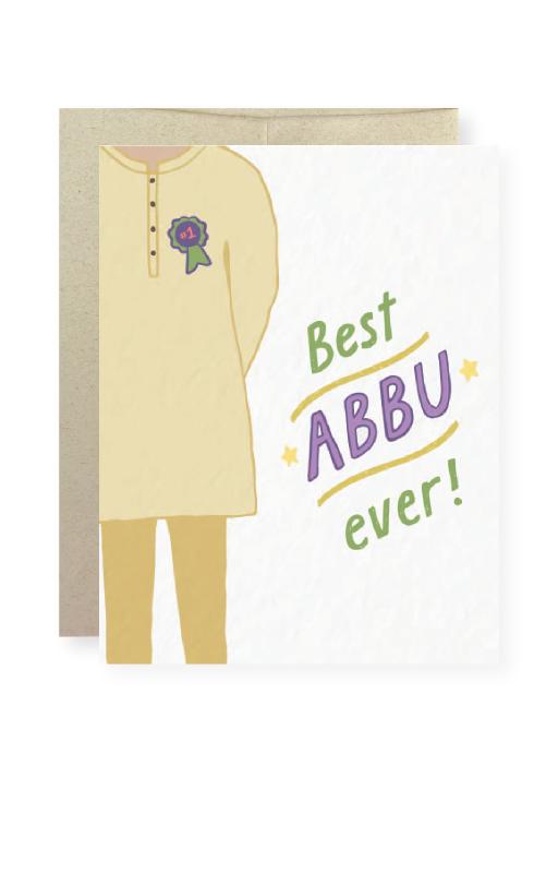 Best Abbu Ever