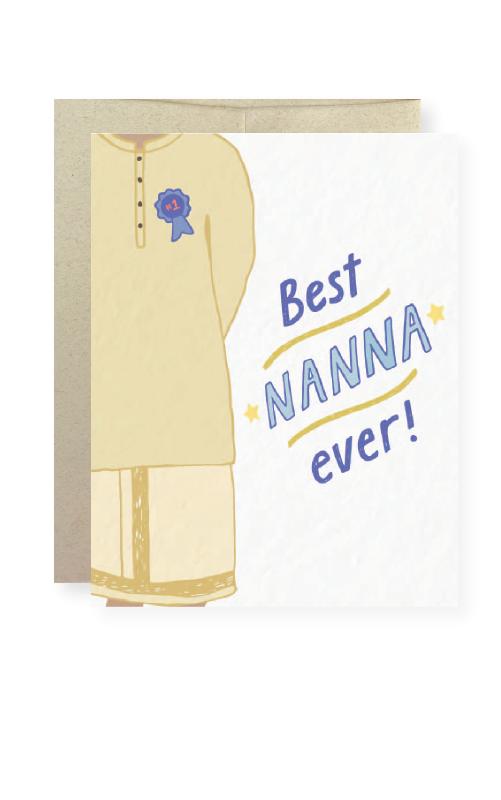 Best Nanna Ever