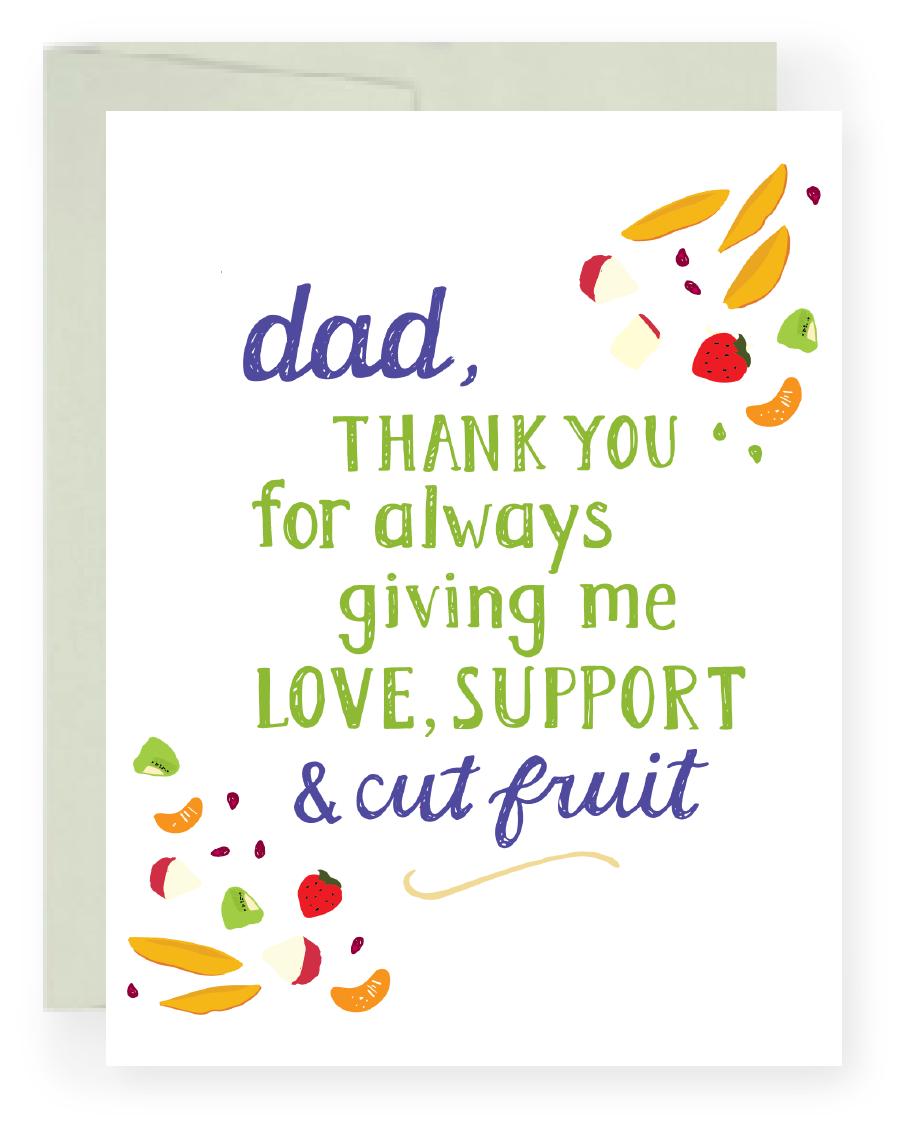 Dad Fruit