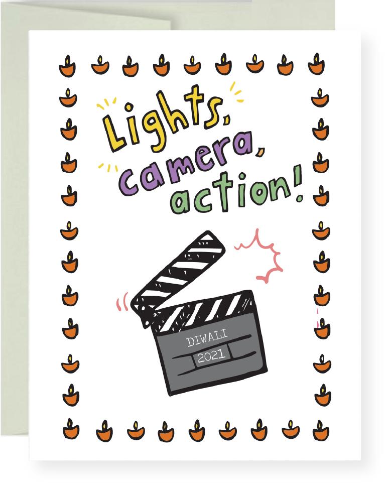 Lights! Camera! Action