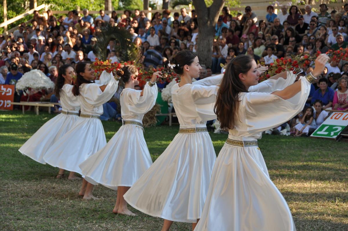 Yom Kippur: A Festival of Dancing Maidens