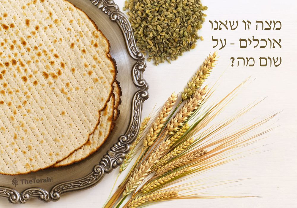 Why Do We Eat Matzah in the Spring?