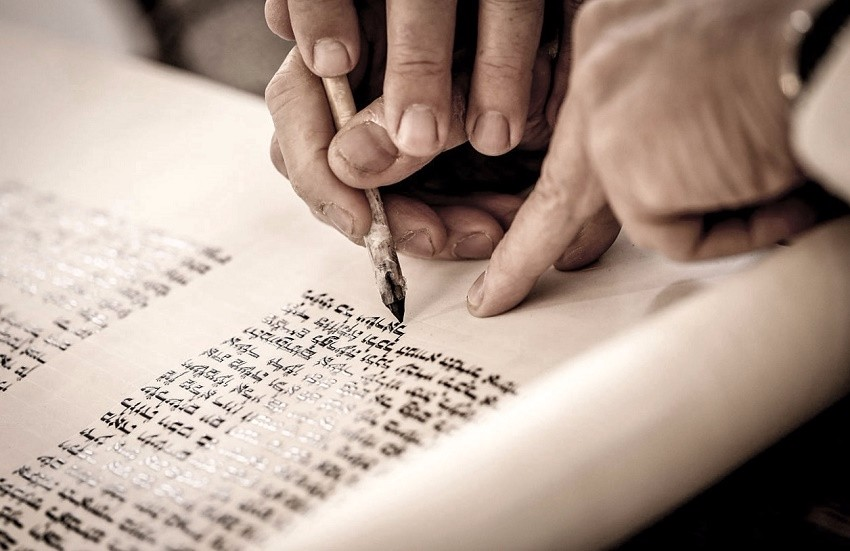 Who Wrote the Torah According to the Torah?