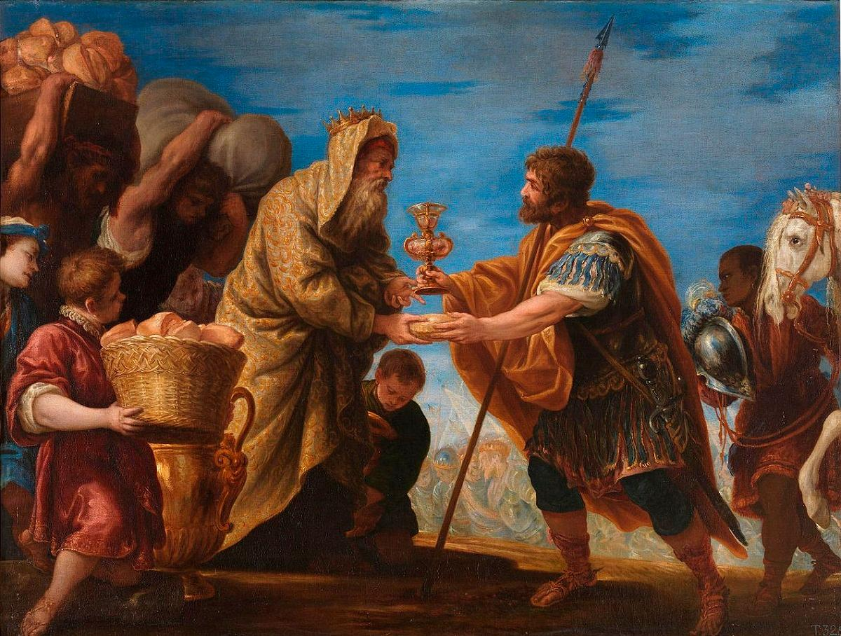 Who Assumed Melchizedek's Priesthood? - TheTorah.com