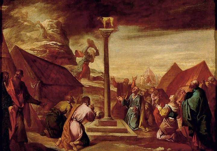 What Was the Sin of the Golden Calf?