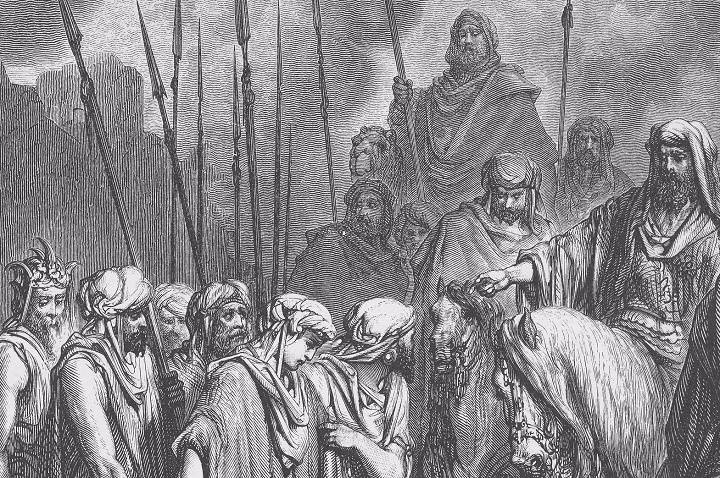 Were Rahab's Sisters Saved?