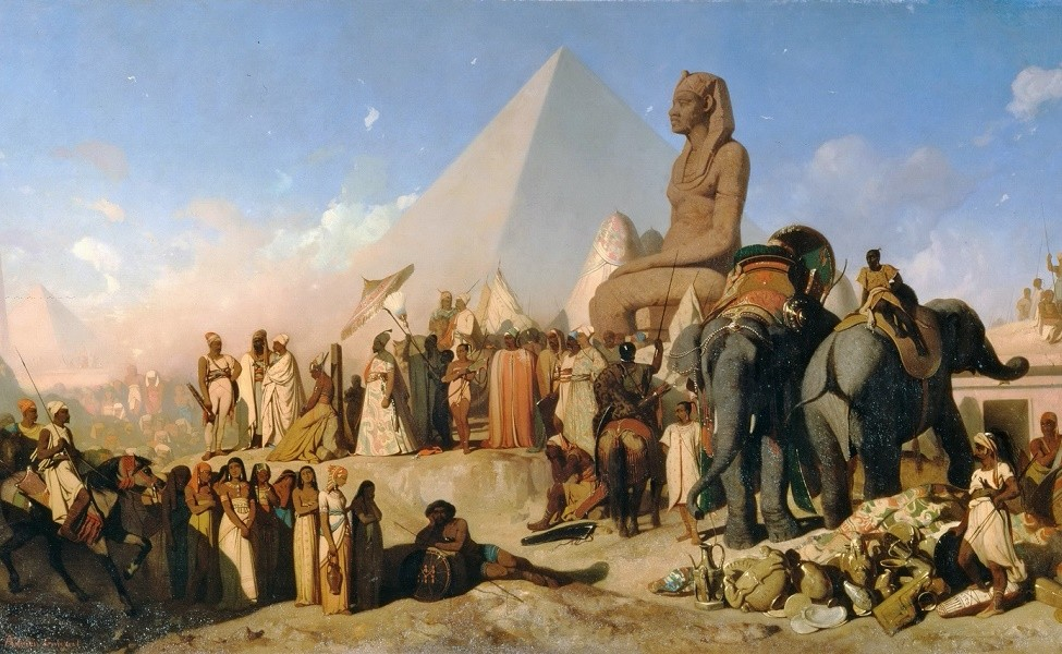 Was the Joseph Story Written in Egypt During the Persian Period?