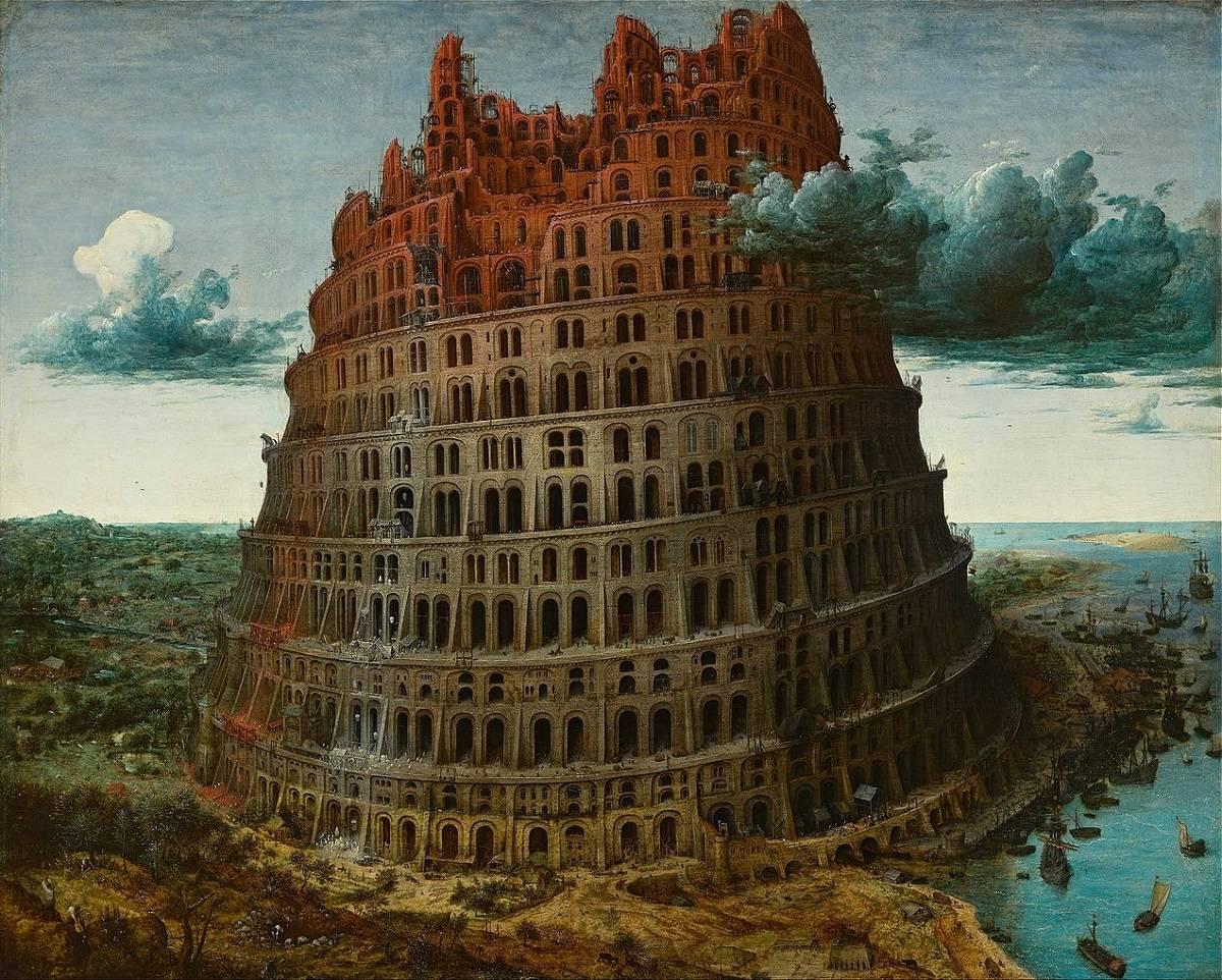 Tower of Babel: The Hidden Transcript