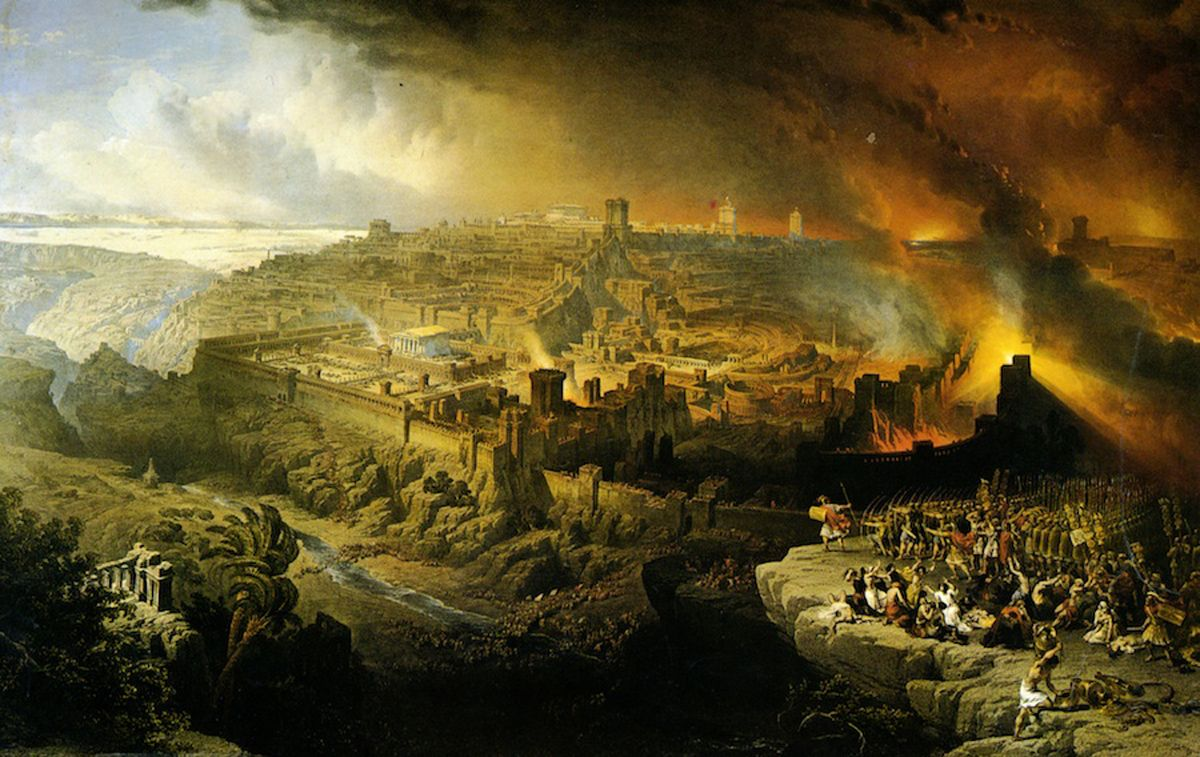 Tisha B'Av: On What Day Were the Jerusalem Temples Destroyed ...