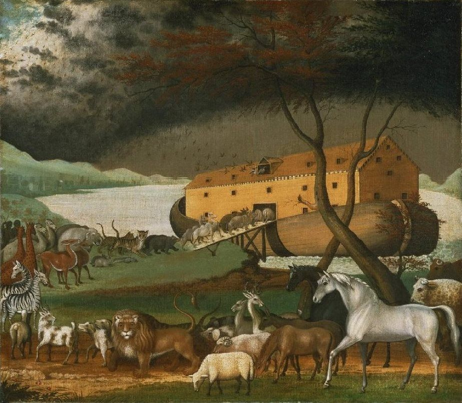 The Torah's Version of the Flood Story
