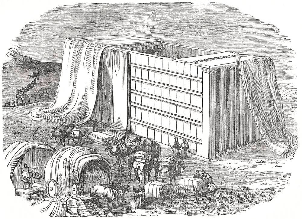 The Tabernacle: A Post-Exilic Polemic Against Rebuilding the Temple