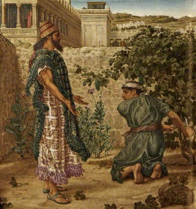 The Story of Naboth's Vineyard and the Ancient Winery in Jezreel