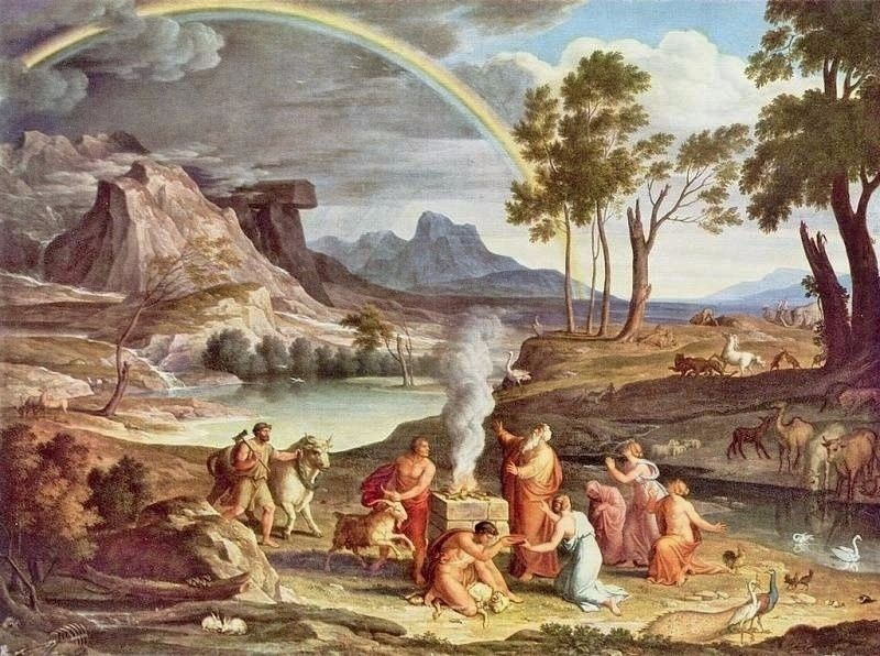 The Rainbow in Ancient Context