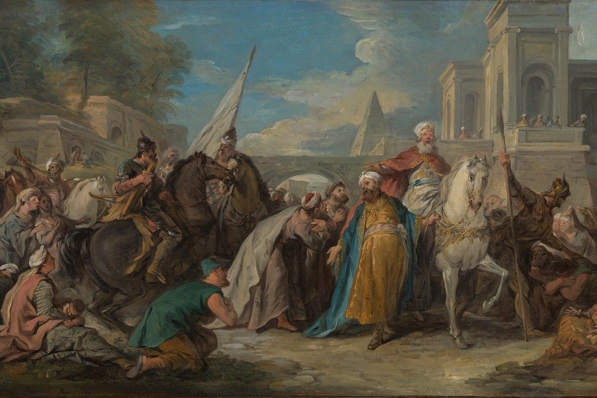The Megillat Esther Massacre