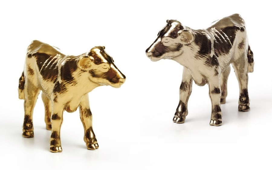 The Golden Calf: Comparing the Two Versions