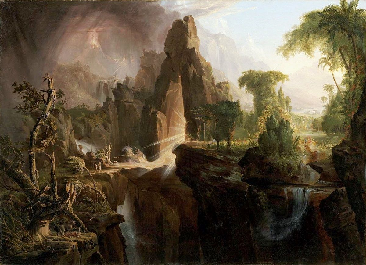 The Exposition of the Garden of Eden Story