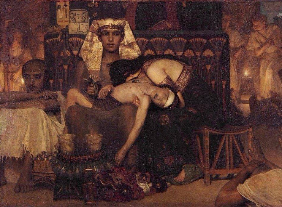 The Death of Pharaoh's Firstborn: A One Plague Exodus