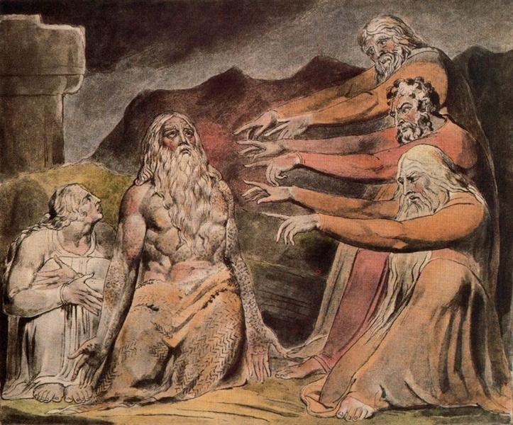 The Book of Job and its Paradoxical Relationship with the Akedah