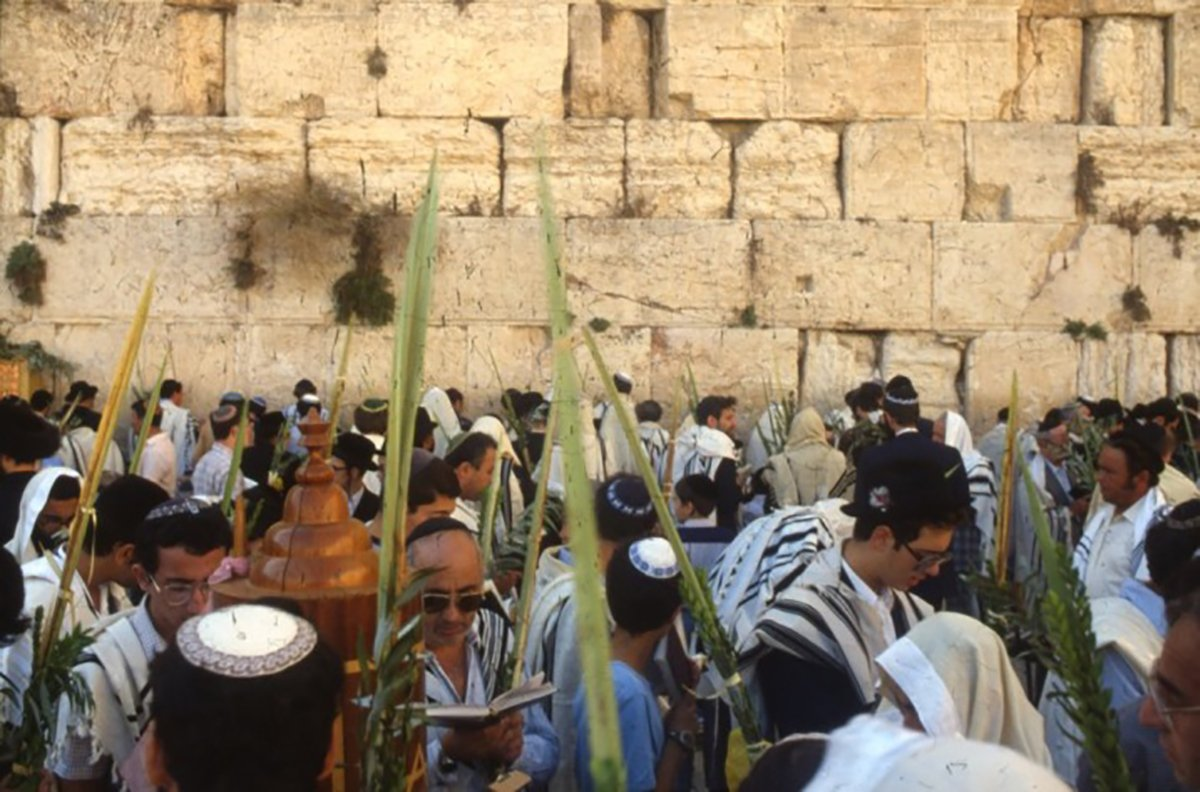 Sukkot, the Temple and the Messianic Controversy