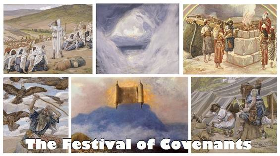 Shavuot: The Festival of Covenants