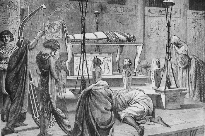 Our Mummified Patriarchs: Jacob and Joseph