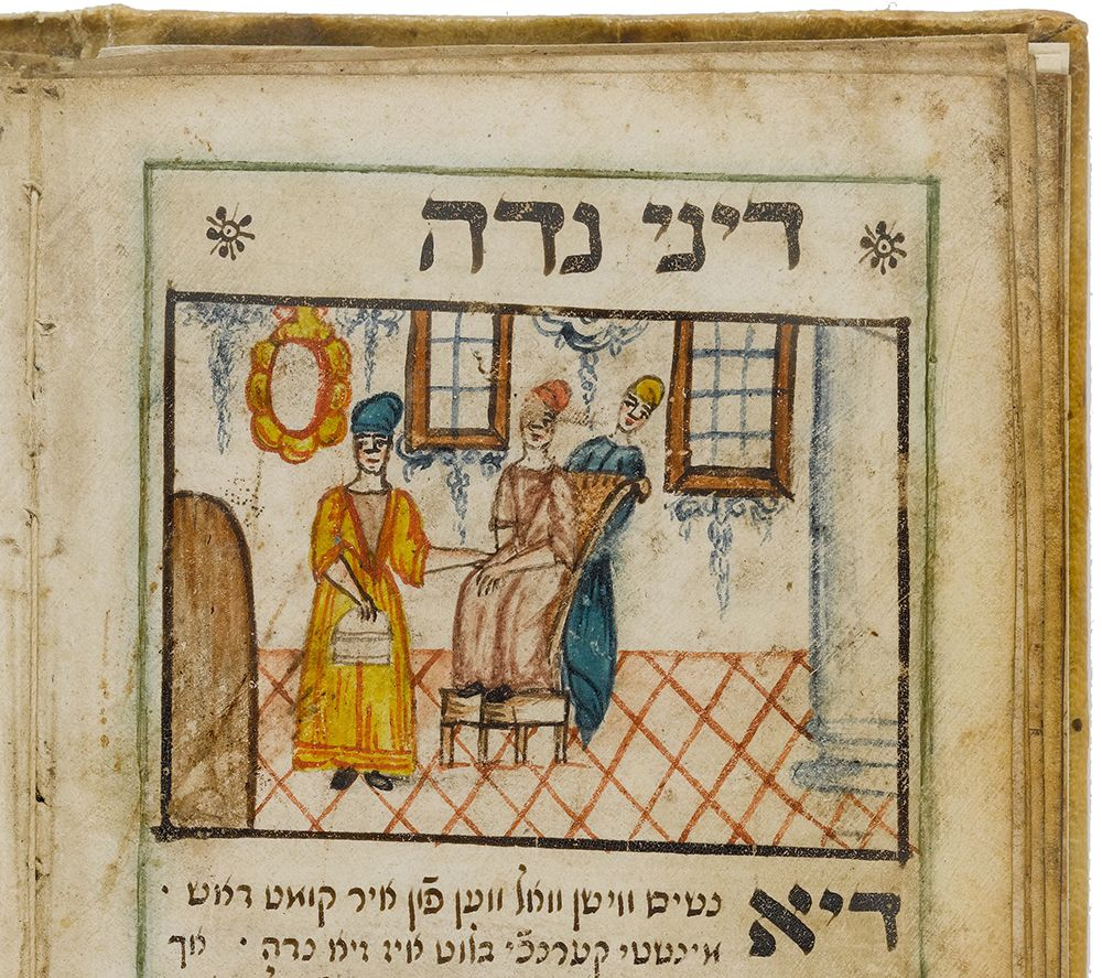 Niddah (Menstruation): From Torah to Rabbinic Law