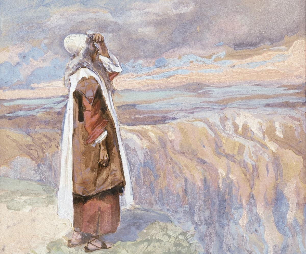 Moses Dies at the Age of 120 — Was It Premature?