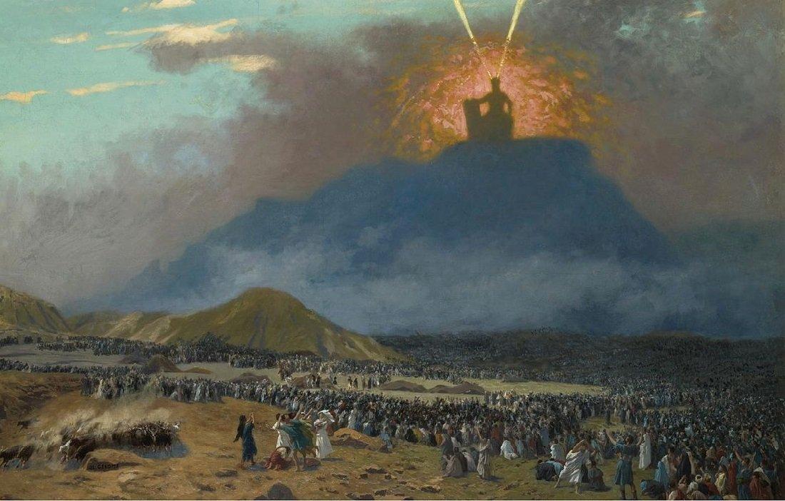 Making Sense of the Revelation at Sinai - Revisiting Maimonides' Eighth Principle of Faith