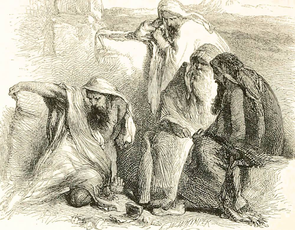 Lamenting with Job: The Karaite Version of the Fasts for Jerusalem