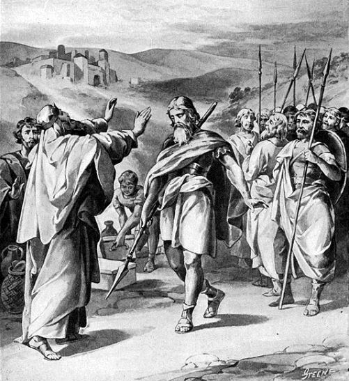 Jacob the Conqueror of Shechem