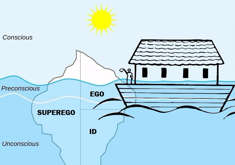 Id and Superego: The Two Flood Stories and the Human Condition