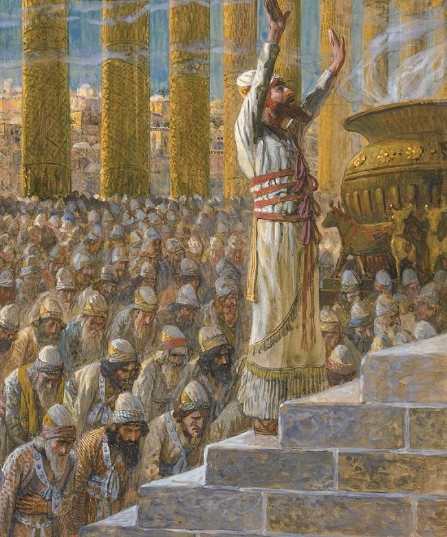 "How the Jerusalem Temple Was ""Chosen"" as the Only Place of Worship"