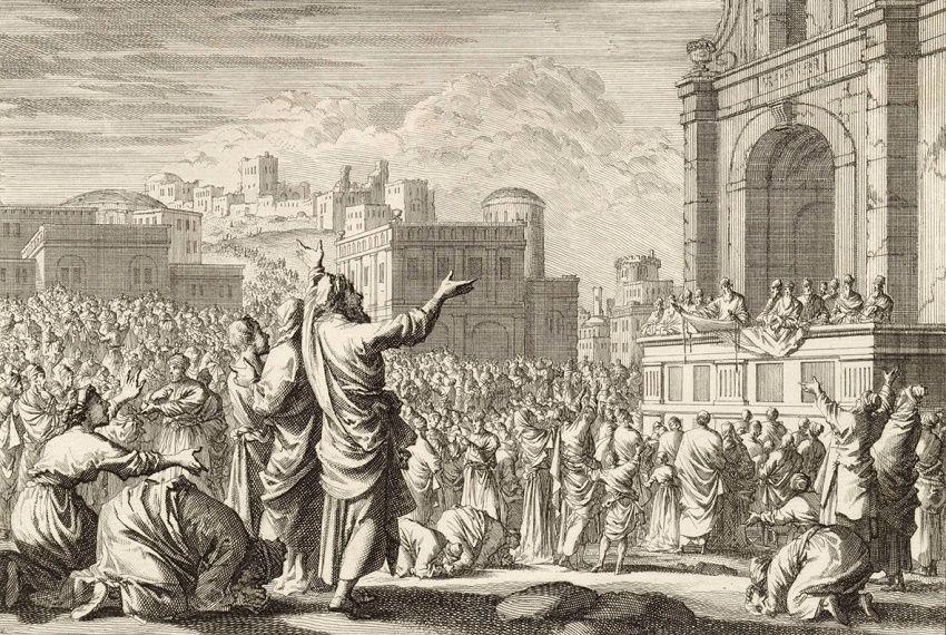 Historical Hakhel Ceremonies and the Origin of Public Torah Reading