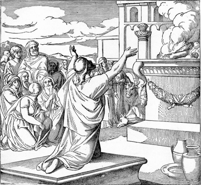 Enthroning God in the Temple with the Song of the Sea