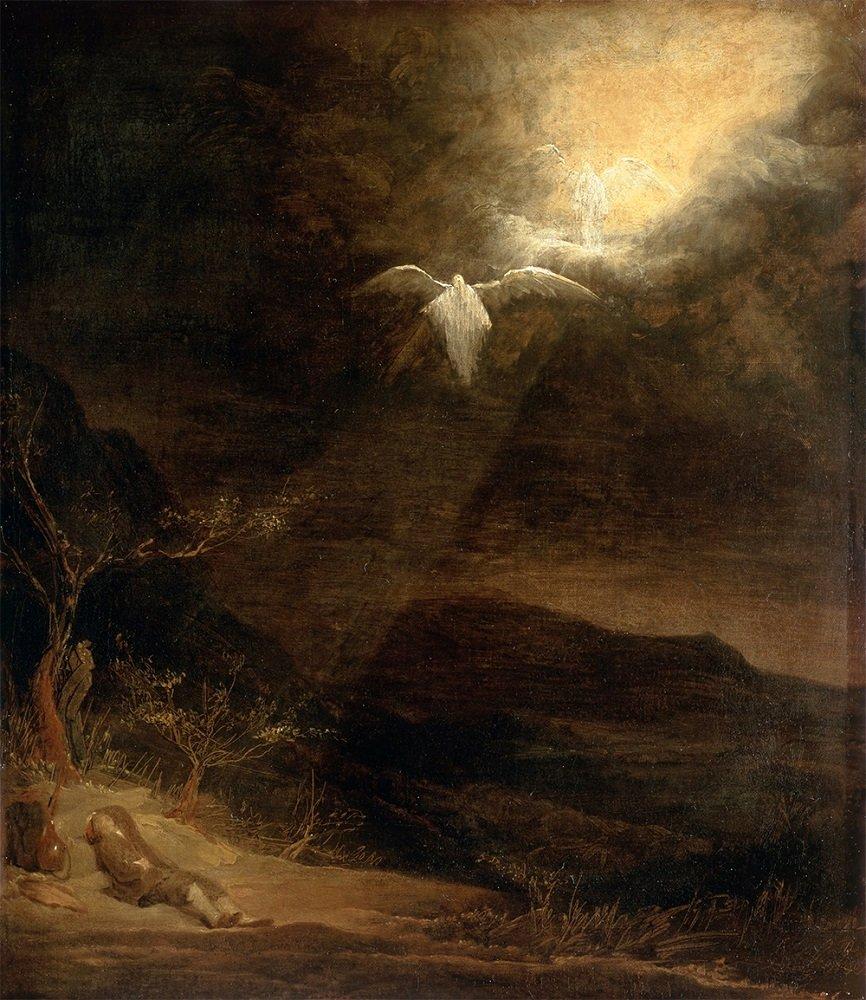 Did Jacob Meet Yhwh by the Stairway to Heaven in Beth-El?