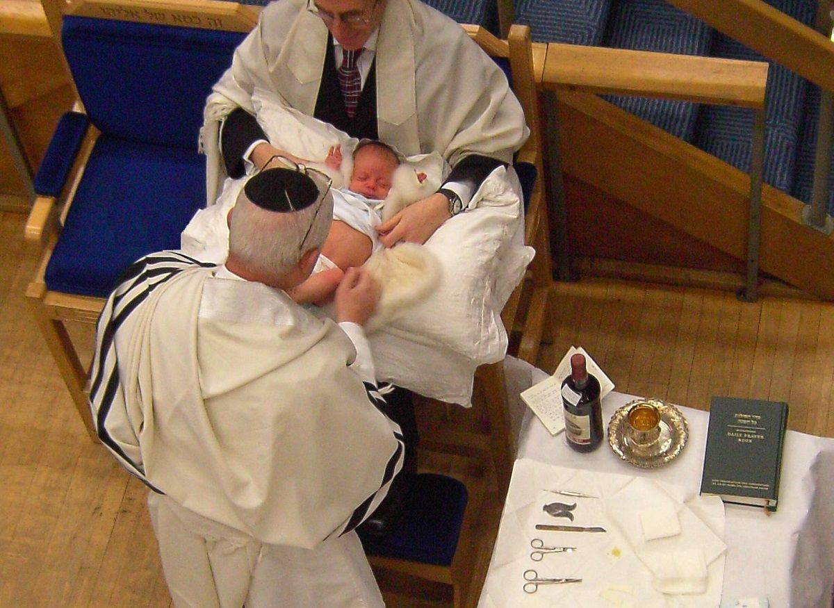 Circumcision as Purification