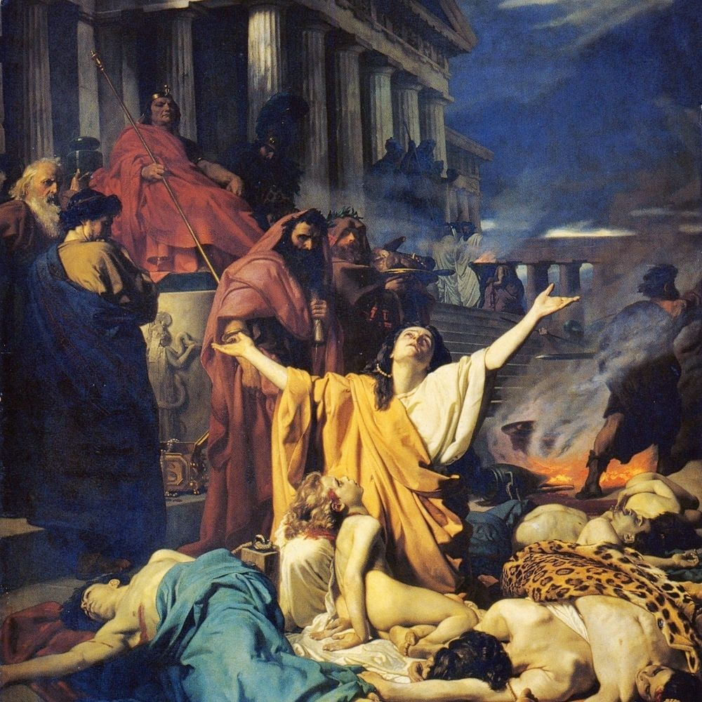 Chanukah: The Greek Influence of Martyrdom