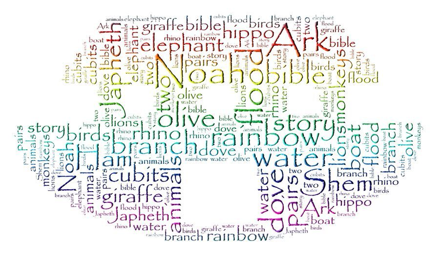 A Textual Study of Noah's Flood