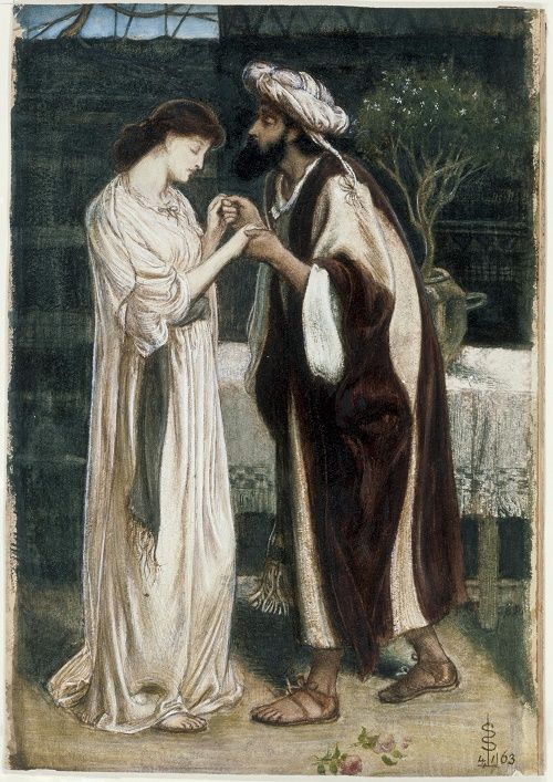 A Monogamous Isaac Prays for His Barren Wife