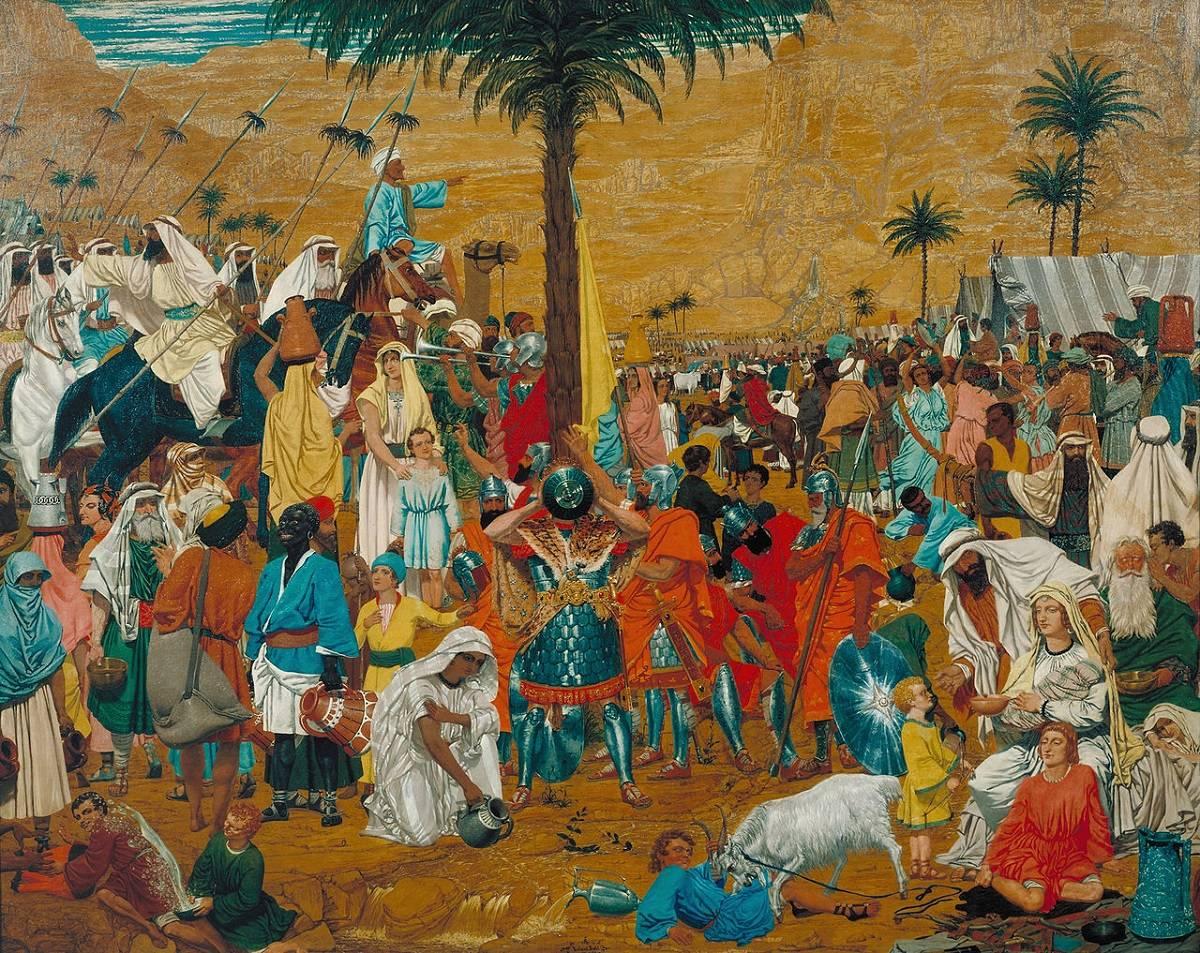 Exodus Through Deception: Asking for a Three-Day Festival