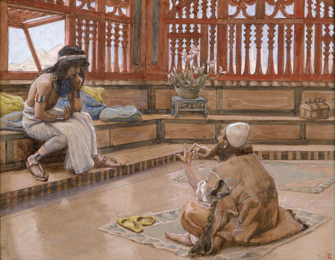 Judah Recognizes Joseph: The Hidden Factor Behind his Speech