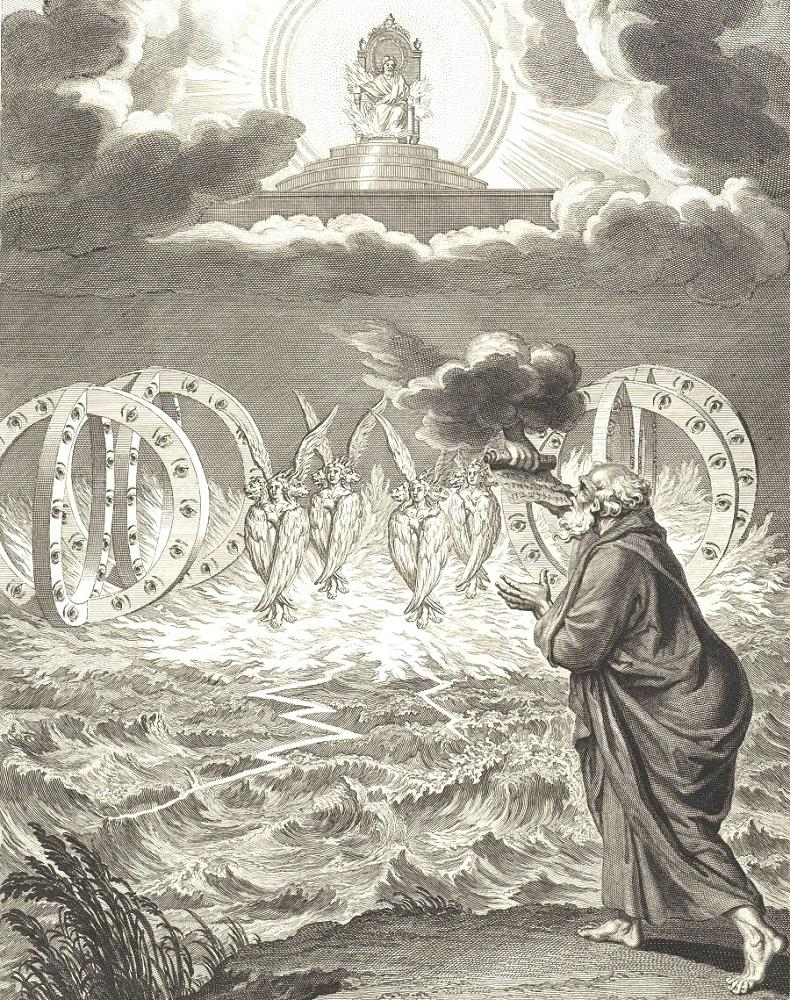 Ezekiel's Vision of God and the Chariot