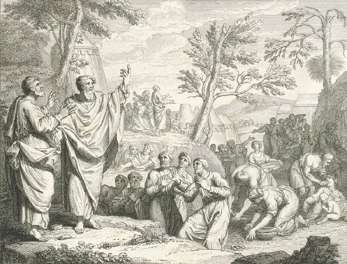 """""""That Is What YHWH Said,"""" Moses Elaborates on God's Command About Manna"""
