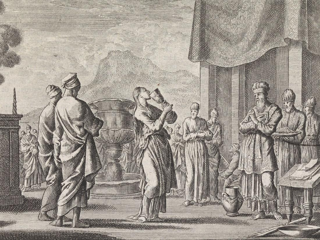 The Sotah Ritual: Permitting a Jealous Husband to Remain with His Wife