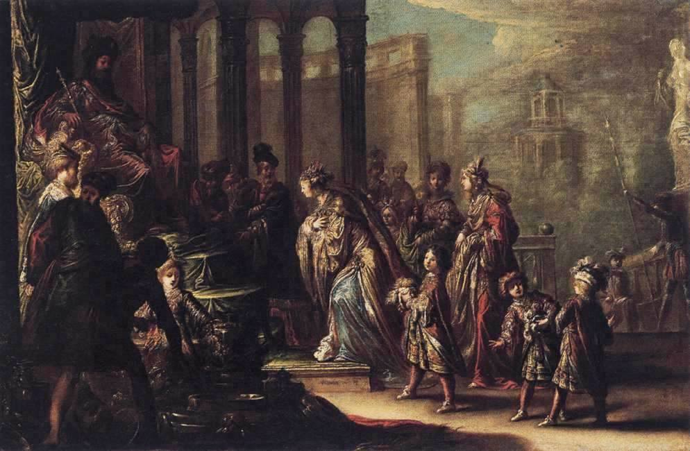 Tisha B'Av with Queen Esther
