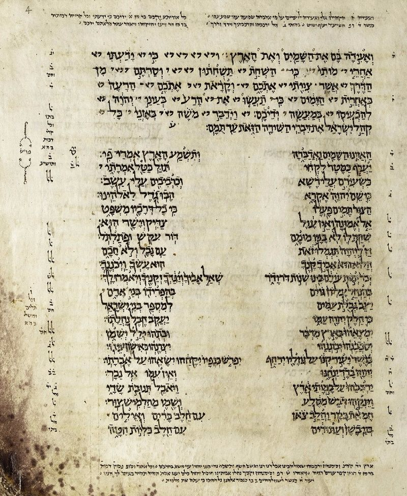 The Bible and the Masoretic Text