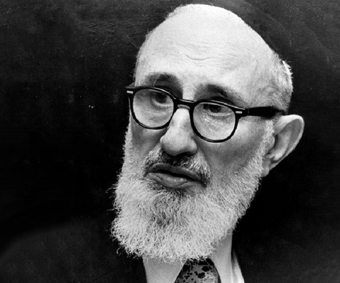 Rabbi Joseph B. Soloveitchik: Questioning the Centrality of Empirical Data